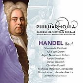 Handel: Saul, HWV 53 (Live) de Philharmonia Baroque Orchestra