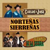 Norteñas Sierreñas von Los Alegres De La Sierra