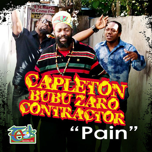 Pain - Single by Capleton