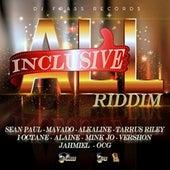 All Inclusive Riddim de Various Artists