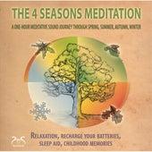 The Four Seasons Meditation - A One-Hour Meditative Sound Journey Through Spring, Summer, Autumn, Winter von Colin Griffiths-Brown