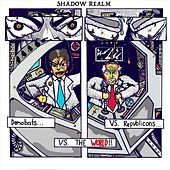 Demobots vs. Republicons vs. the World (feat. Jeff Mitchell) de Shadow Realm