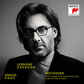 Beethoven: The Complete Sonatas for Violin and Piano by Leonidas Kavakos