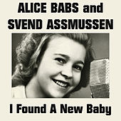 I Found A New Baby de Alice Babs