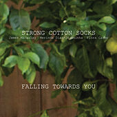 Falling Towards You von Strong  Cotton Socks