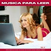 Musica para leer: Música relajante para estudiar, concentración, alivio del estrés, ansiedad, meditación y relajación, Vol. 4 de Musica para Concentrarse