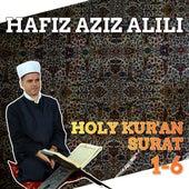 Holy Kur'an - Surat 1-6 van Hafiz Aziz Alili