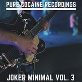 Joker Minimal, Vol. 3 de Dj Joker