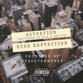 SITUATION (feat. Og Illa & The Uth) de High Defynition