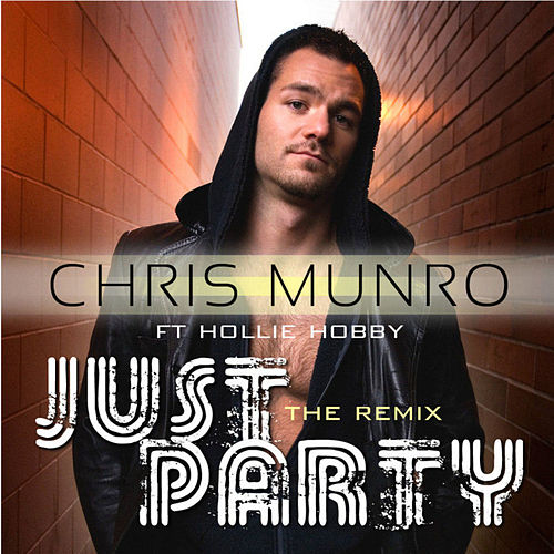 Just Party by Chris Munro