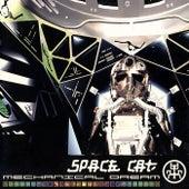 Mechanical Dream de Space Cat