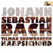 Bach: Harpsichord Works de Tilman Skowroneck