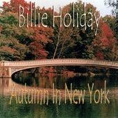 Autumn In New York de Billie Holiday