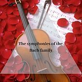 The symphonies of the Bach family von Various Artists
