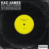 Stronger de Kaz James