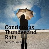 Continuous Thunder and Rain by Relaxing Rain Sounds