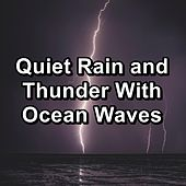 Quiet Rain and Thunder With Ocean Waves by Baby Sleep