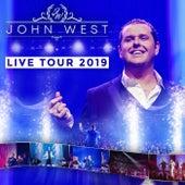 Live Tour 2019 de John West