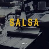 Salsa, Vol. 1 by Tonny Vega, David Pabon, Tony Vega, Tito Nieves, Frankie Ruiz, Jerry Rivera, Tito Rojas, David Pavon