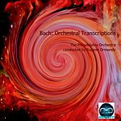 BACH: Orchestral Transcriptions by Eugene Ormandy/The Philadelphia Orchestra