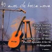 40 Anos de Bossa Nova de Various Artists