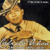 Una leyenda hecha cancion von Calixto Ochoa