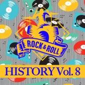 Rock & Roll History, Vol. 8 de Various Artists