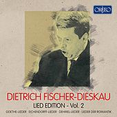 Dietrich Fischer-Dieskau: Lied-Edition, Vol. 2 de Dietrich Fischer-Dieskau