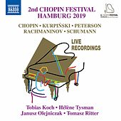 2nd Chopin Festival Hamburg 2019 (Live) by Various Artists