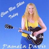 Clear Blue Skies Today by Pamela Davis