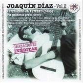 Joaquín Díaz Vol.2. Esperando al Estéreo (1960). Sus Primeras Grabaciones de Joaquín Díaz
