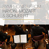 Symphonies from Haydn, Mozart & Schubert by London Baroque Ensemble