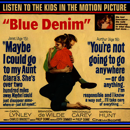 Blue Denim (Music From The Original 1959 Motion Picture Soundtrack) by Bernard Herrmann