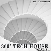 360 degree Tech House von Various Artists