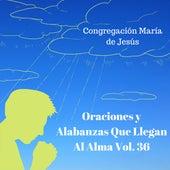 Oraciones y Alabanzas Que Llegan al Alma, Vol. 36 de Congregación María De Jesús
