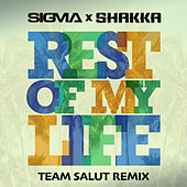 Rest Of My Life (Team Salut Remix) by Sigma