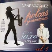 Nene Vazquez (polcas y canciones en Saxo y Orquesta Vol. 5) von Nene Vazquez