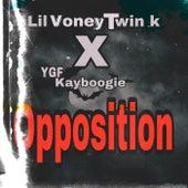 Opposition van Kay Boogie