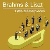 Brahms & Liszt: Little Masterpieces by Johannes Brahms