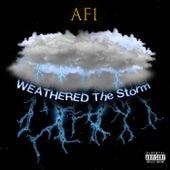 Weathered The Storm (Freestyle) van Af1
