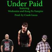 Under Paid by Brandon Swanger