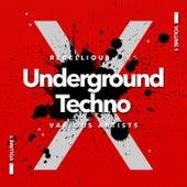 Underground Techno, Vol. 1 de Various Artists