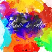 Music Is Art de Various Artists