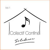 Vol.1 by Collectif Confiné Solidaire