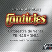 Canticles by Johan de Meij