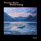 Live von Nicolas Meier World Group