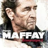 Erinnerungen 2 - Die stärksten Balladen de Peter Maffay