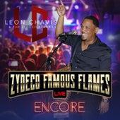 Zydeco Famous Flames - Encore Live de Leon Chavis