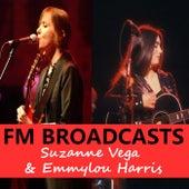 FM Broadcasts Suzanne Vega & Emmylou Harris von Suzanne Vega