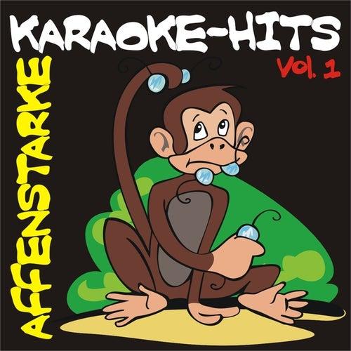Affenstarke Karaoke Hits Vol. 1 by Various Artists